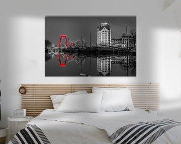 Alter Hafen von Rotterdam von Richard Kortland