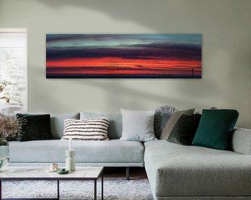 Sonnenaufgang-Gang von Stefano Scoop