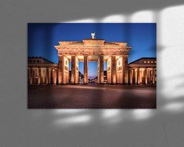 Brandenburger Tor Berlin von Achim Thomae