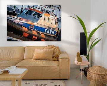 Reddingboot Jeanine Parqui - KNRM Hoek van Holland van Kevin Ratsma