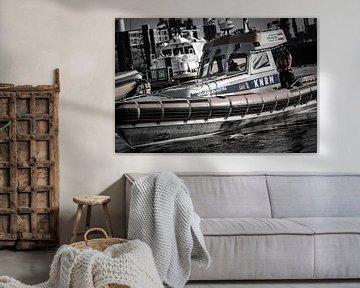 Reddingboot George Dijkstra - KNRM Ter Heijde van Kevin Ratsma
