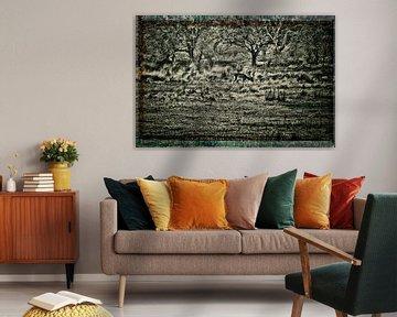 Natuur Artwork van Erik Reijnders