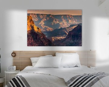 Confluence Point, Grand Canyon N.P, Arizona, USA