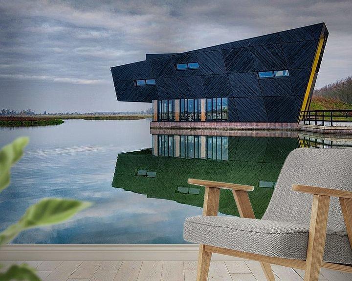 Beispiel fototapete: Naturzentrum Oostvaarders plassen Almere von Brian Morgan