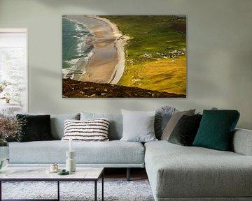 Irland - Mayo - Minaun Heights