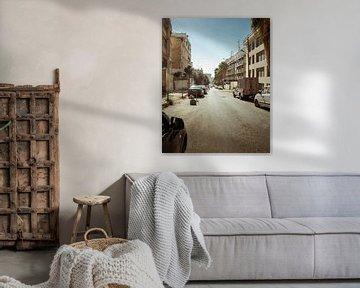 Jordan streets van Anne Vermeer