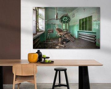 Operationssaal Ok-Saal von Olivier Photography