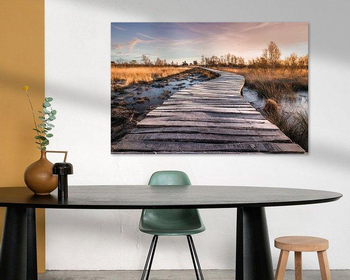 Sfeerimpressie: De Groote Peel van Jeroen Mikkers