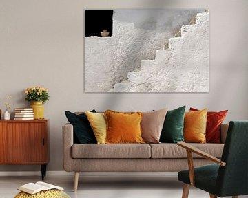 Eine Treppe von Gonnie van de Schans