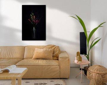 Blume Kunst von Bert Mensink
