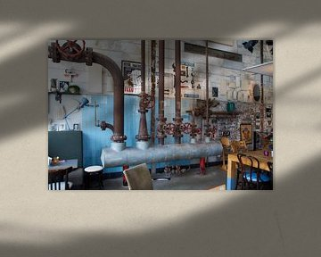 Restaurant Café Lumière von Ad Jekel