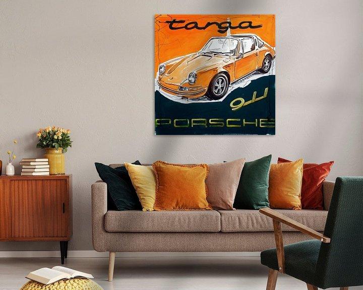 Beispiel: Porsche 911 Targa von Jeroen Quirijns