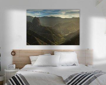 Vallehermoso en Roque Cano