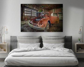 Volkswagen Kever van Manja van der Heijden