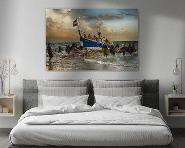 Paardenreddingboot Ameland