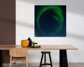 Nordlichtkreis von Johan van Esch