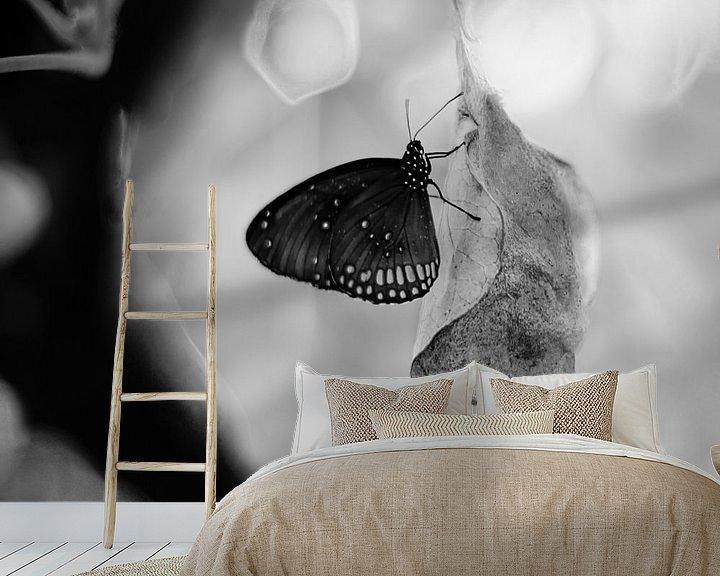 Sfeerimpressie behang: Within a dream van Dick Nieswaag