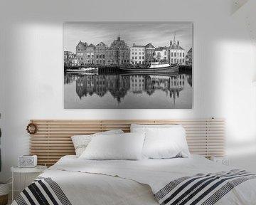 Haven Maassluis. van Johan Kalthof