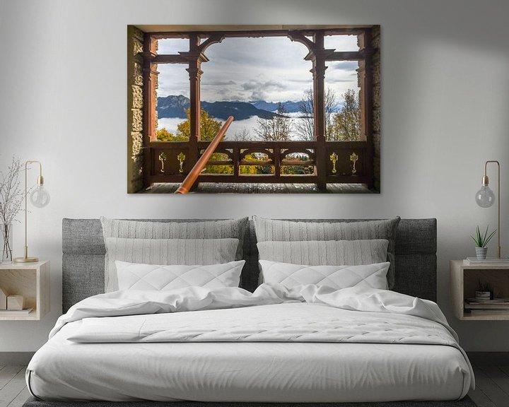 Beispiel: Zimmer mit Aussicht 1 von Nancy Lamers