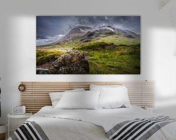 Schotland Sterling rocks van Freddy Hoevers