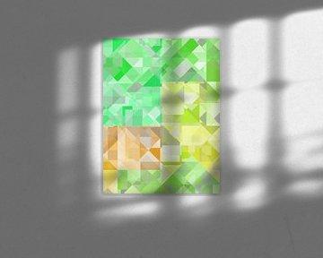 Bauhaus-stijlencheck 22 van Claudia Gründler