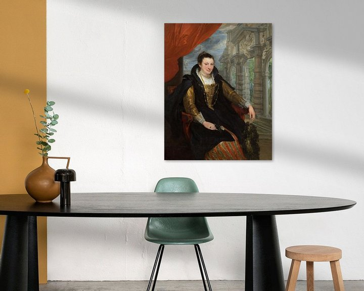 Beispiel: Isabella Brant, Antoon van Dyck
