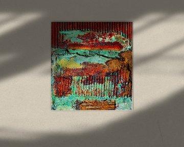 Rostbild Nr. 3 von Klaus Heidecker