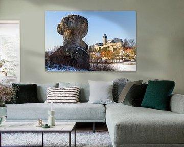 Burg Zwernitz in Oberfranken von Jan Schuler