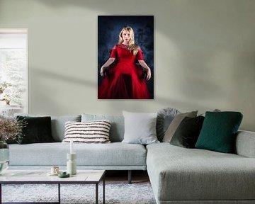 The Red Queen van Rene Kuipers