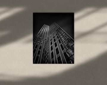 High In The Sky (Rotterdam) von Jackie van der Meulen