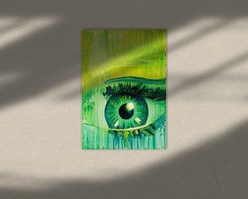 Fenster meines Auges von Rebecca Potger