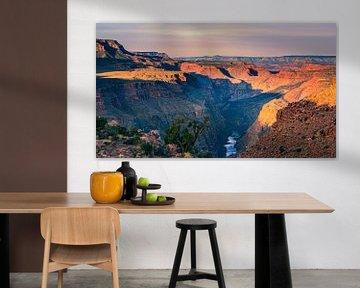 Sonnenaufgang Grand Canyon N.P. Nordrand