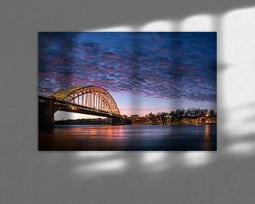 Nimwegener Waalbrücke 2 von Rick Giesbers
