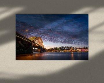 Nijmegen Waalbrug 3 van Rick Giesbers