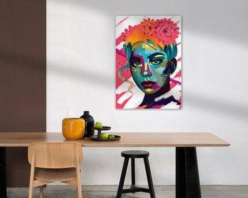 Farbe macht glücklich von Charlie Moon
