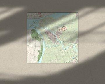 Kaart vanKampen