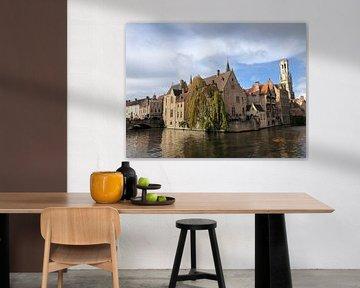 Brugge van Vivian Kolkman