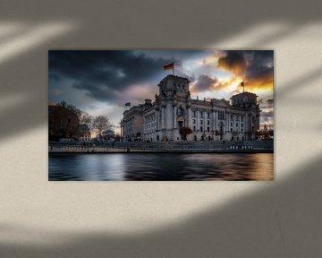 Reichstag Berlin von Mario Calma