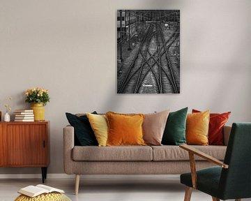 Eisenbahnlinie NS Hoorn