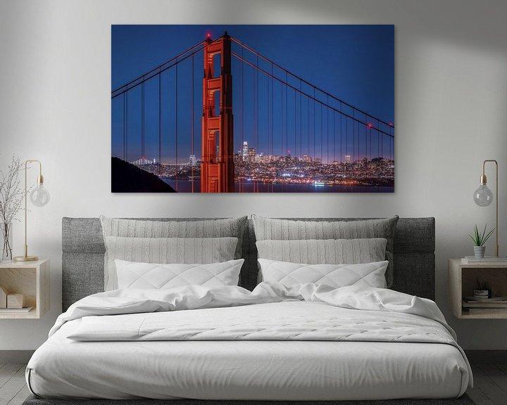 Impression: Pont du Golden Gate sur Reinier Snijders