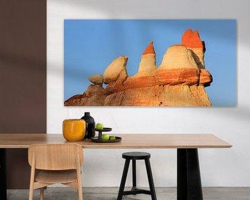 Blue Canyon, Tonalea, Arizona, USA von Henk Meijer Photography