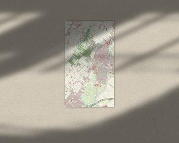 Kaart vanLisse