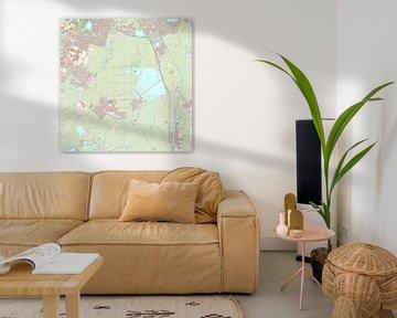Kaart vanDe Ronde Venen