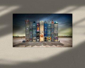 Big City, du bist so hübsch. von Pat Desmet