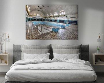 Das Schwimmbad von Bob Karman