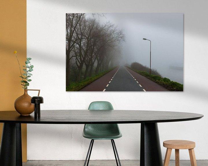 Beispiel: Nebelweg von Patrick Verhoef