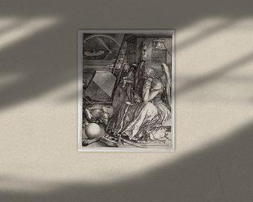 Melencolia I, Albrecht Dürer von De Canon