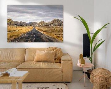 Madagascar highway