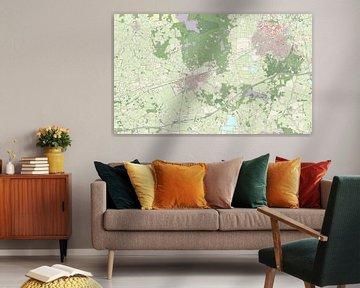 Kaart vanRijssen-Holten
