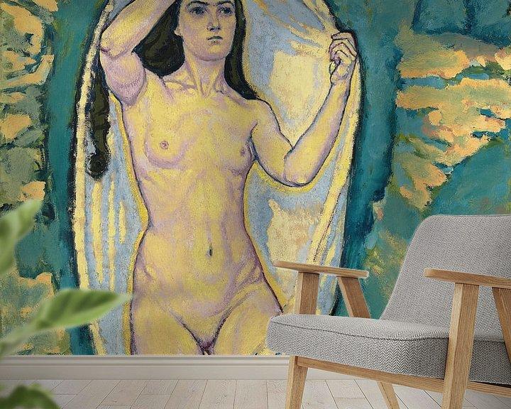 Beispiel fototapete: Venus in der Grotte, Koloman Moser